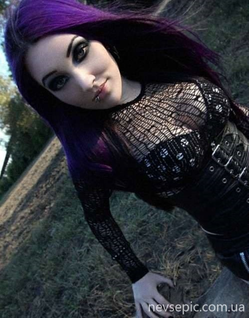 Gothic Girls - Big Photo Gallery (3847 фото)