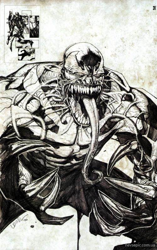 Young Guns: Reloaded Sketchbook (47 фото)
