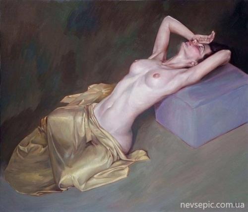 Lluis Ribas (122 работ) (эротика)