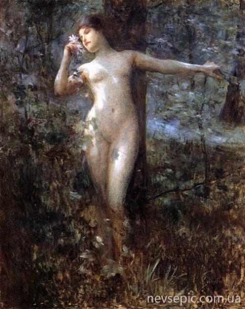 Julius LeBlanc STEWART (1855-1919) (44 работ) (эротика)