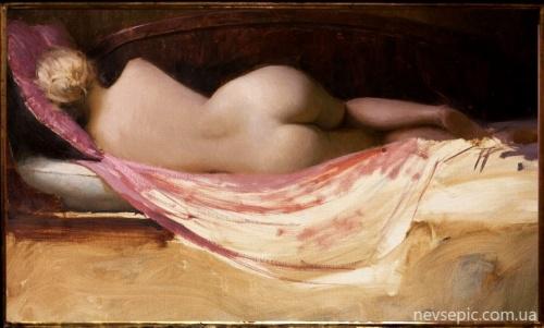 Jeremy Lipking (148 работ) (эротика)