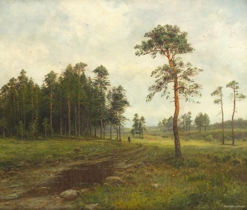 Русский живописец Федоров Семен Федорович (26 фото)