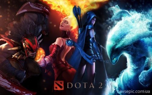 """Арт к онлайн игре """"Dota"""" (57 фото)"""