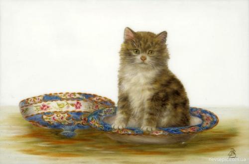 Английский художник Bessie Bamber (56 фото)