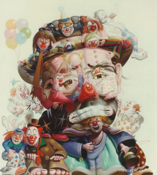 Работы художника - Donald Rust (1) (41 фото)