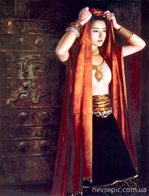 Jia Lu (210 работ) (эротика)