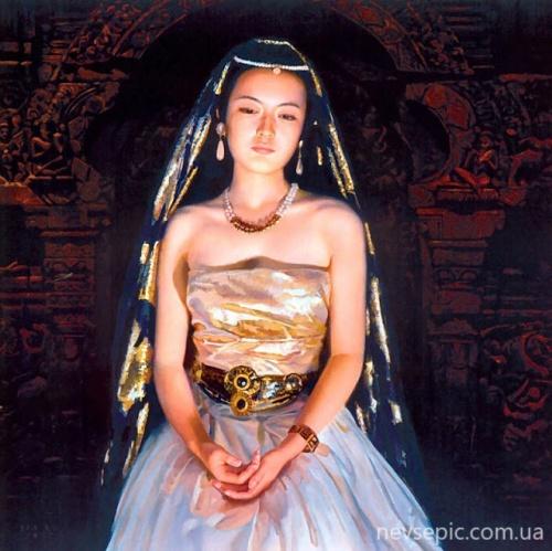 Jia Lu (210 фото)