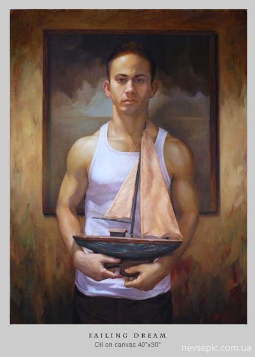 Artist Cuong Nguyen (53 фото)