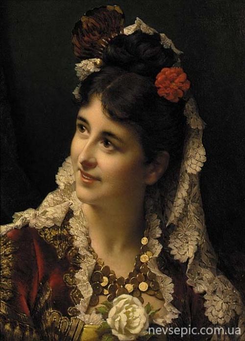 Художник Jan Frederik Pieter Portielje (1829-1908) (62 работ)