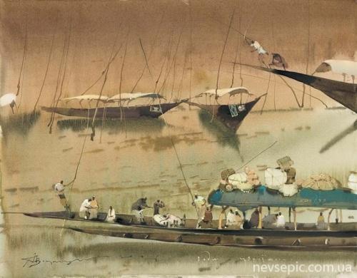 Художник из Севастополя Аруш Воцмуш (Александр Шумцов) (178 работ)