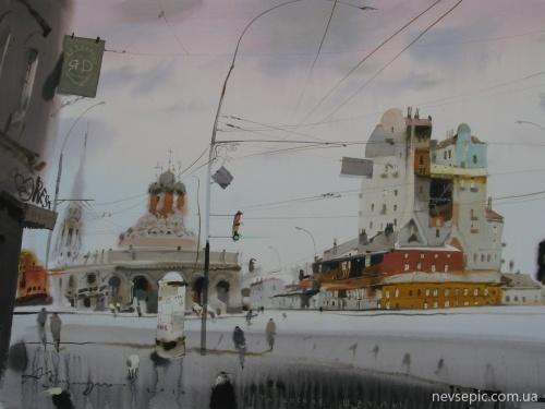 Художник из Севастополя Аруш Воцмуш (Александр Шумцов) (178 фото)