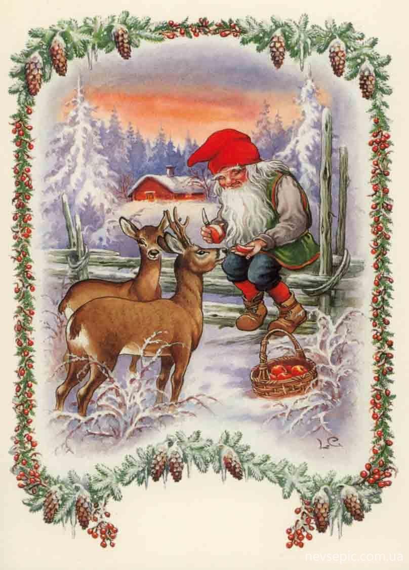 новогодние открытки с сюжетом вашему желанию