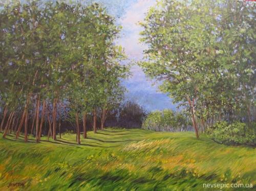 Artist Janet Armstrong (127 работ)