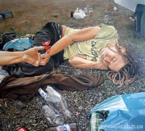 Работы художника - Линнеи Стрид (Linnea Strid) (78 фото)