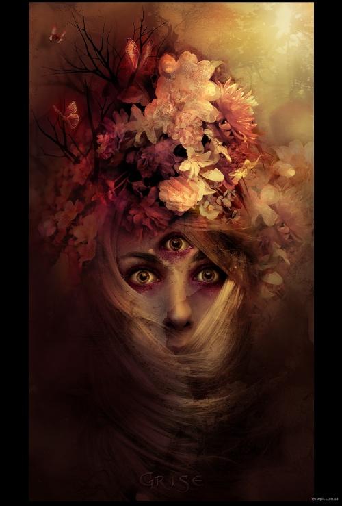 Работы художника - Flora Silve (37 фото)