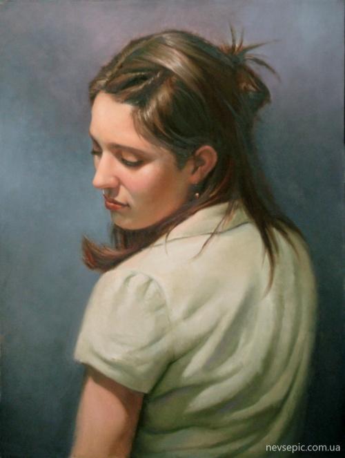 Равоты художника - Брендан Клери (Brendan Clary) (70 работ)