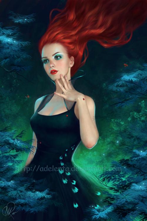 Работы художника - Selene (Selenada) (103 фото)