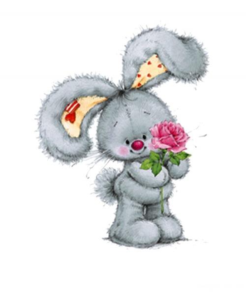 Поздравления марине с днем рождения от зайки