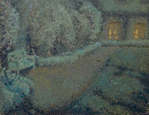 Artworks by Henri Le Sidaner (216 работ)
