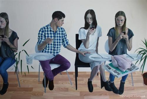 Artist Tristan Pigott (34 фото)