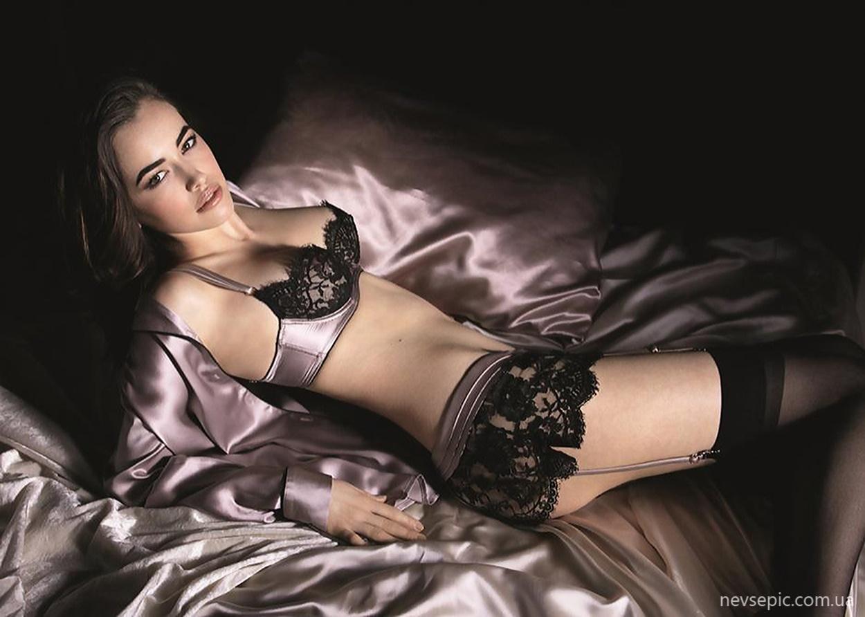 Частные фото девушки в сексуальном белье, Голые в нижнем белье на фото - полу обнаженные 2 фотография