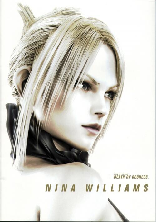 Nina Williams - Death by Degrees (20 фото)