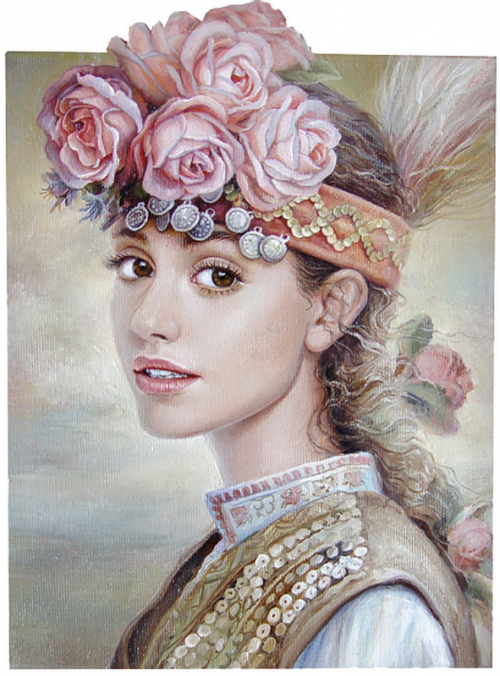 Maria Ilieva (132 фото)