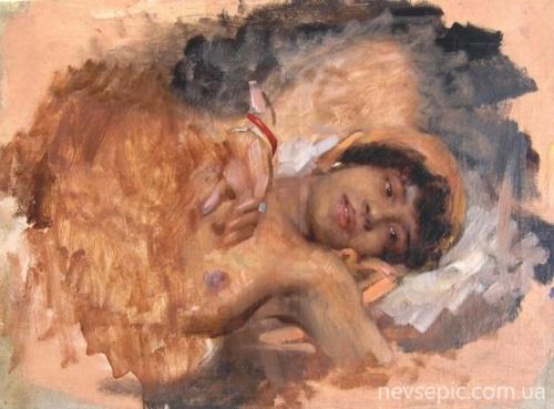 Leon-Francois COMERRE (1850-1916) (88 работ)