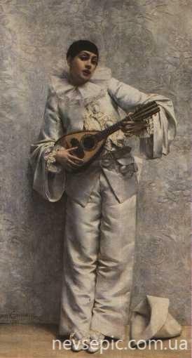 Leon-Francois COMERRE (1850-1916) (88 фото)