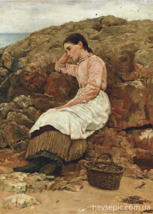 Английский художник Edwin Harris (1855–1906) (32 работ)