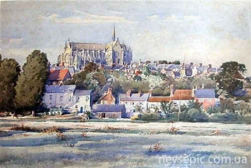 Английский художник Edwin Harris (1855–1906) (32 фото)