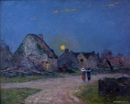 Artworks by Maxime Maufra (215 фото)