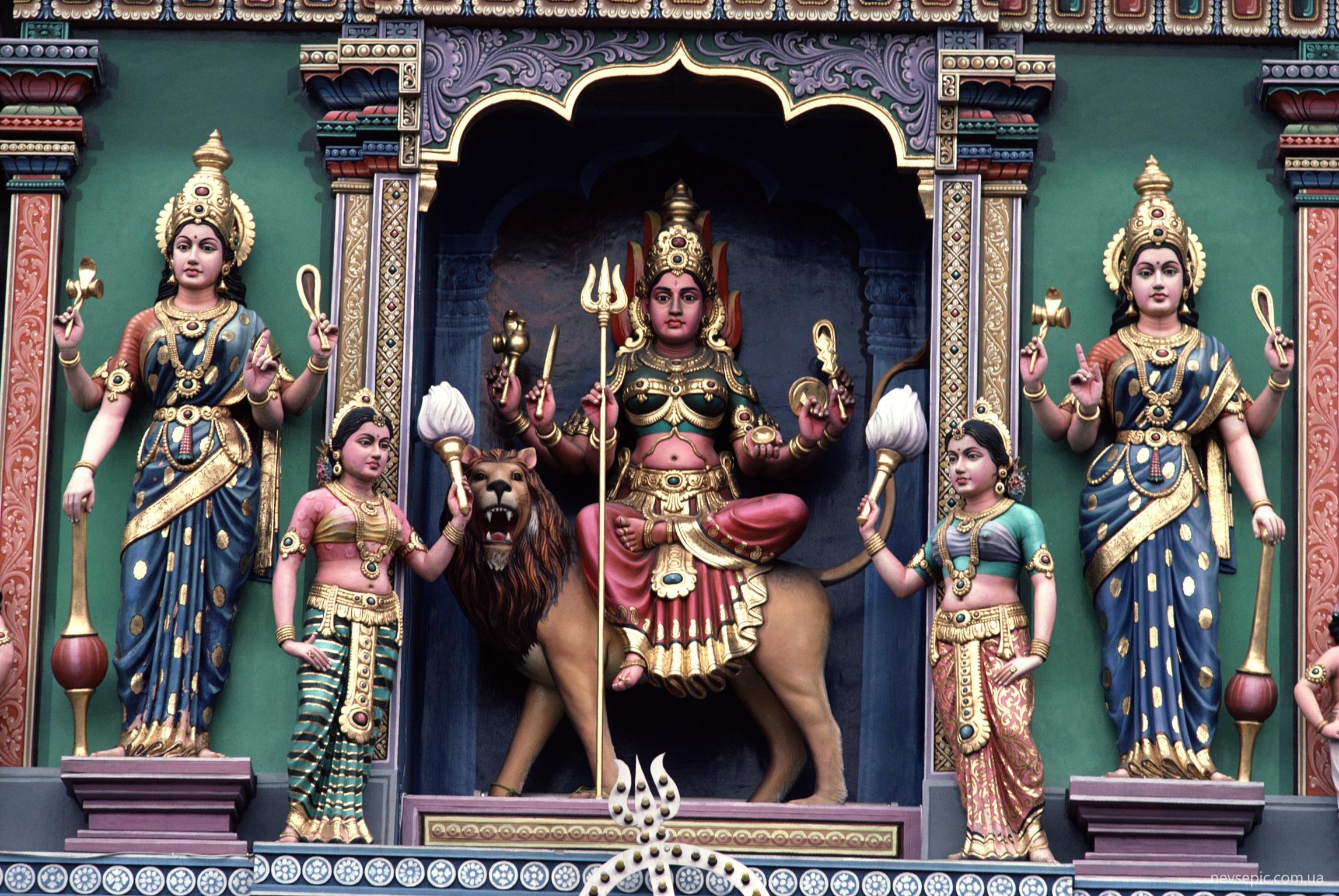 Религия на санскрите означает - дхарма