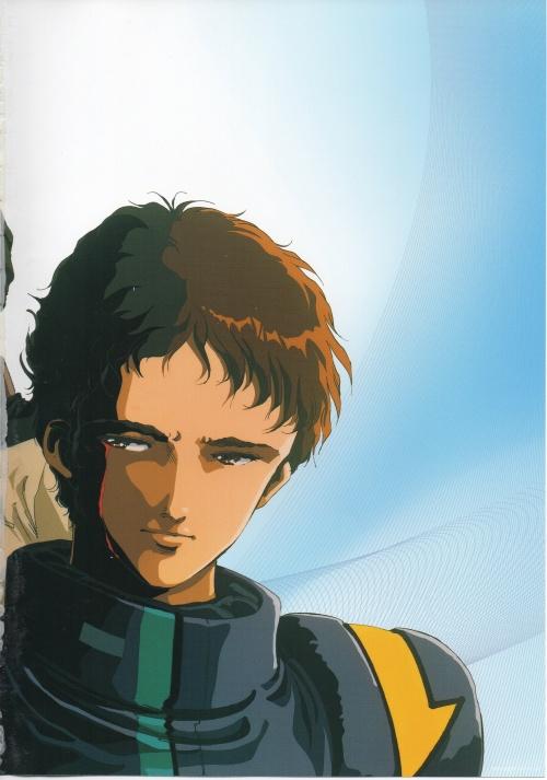 Gundam Illustrations: Into The Sky (106 фото)