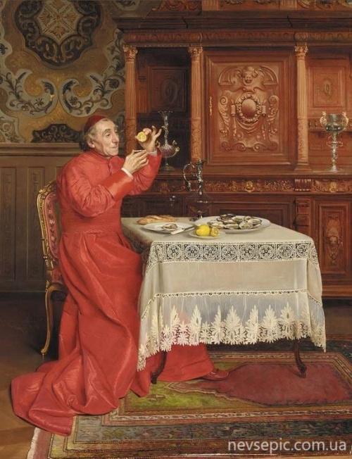 Бельгийский художник Georges Croegaert (1848-1923) (89 работ)