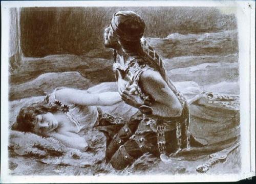 Gaston Bussiere (1862-1928) (86 фото)