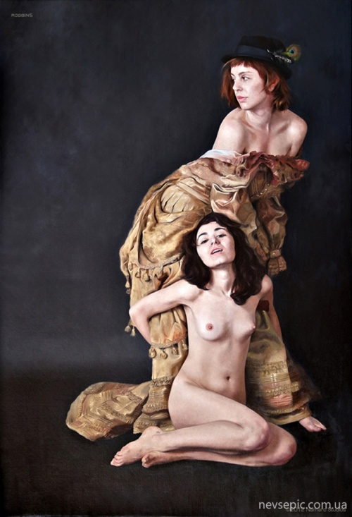 Artist Nadine Robbins (36 фото)
