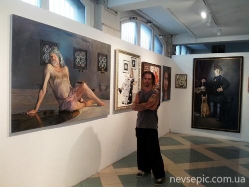 Artist Mertim Gokalp (52 фото)