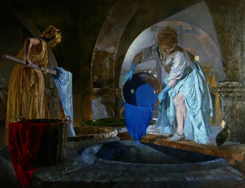 Leszek Piotrowski (80 работ) (эротика)
