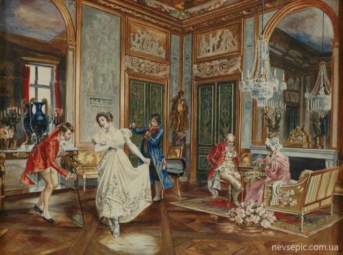 Итальянский художник Giuseppe Signorini (1857-1932) (47 работ)