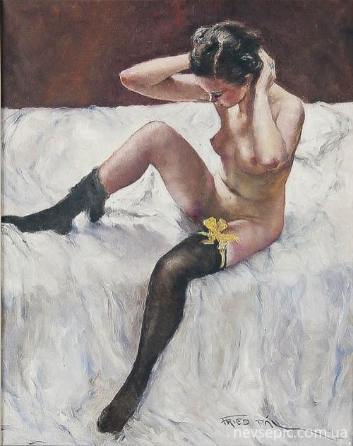 Pal FRIED (1893-1976) (166 фото)