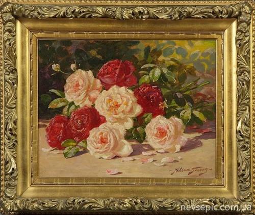 Американский художник Abbott Fuller Graves (1859–1936 ) (93 работ)