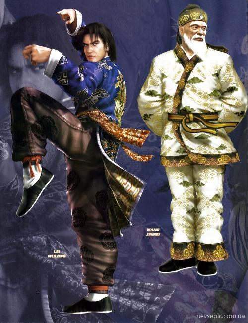 The Art of Tekken (98 фото)