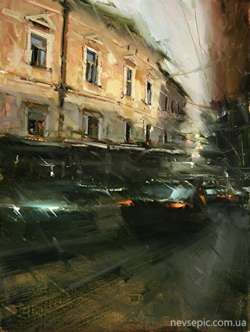 Художник Tibor Nagy (67 фото)