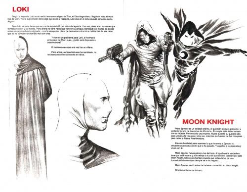 Universo X Sketchbook (35 фото)