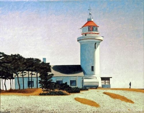Artist Erling Steen (64 работ)